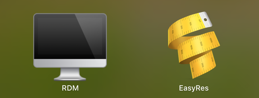 MacBook Pro 外接 4K 显示器字体发虚竟是因为这个!一个小操作轻松解决-拉图分享